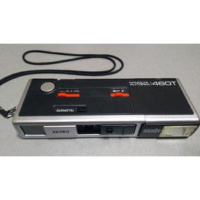 Camara Minolta Autopak 460t Formato 110mm Japonesa Excel.edo