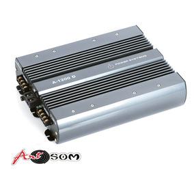 Módulo Amplificador Digital Power Systems A1200 D 4 Canais