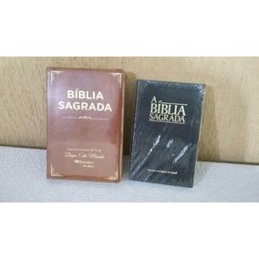 Kit Bíblia Com Anotações De Fé Do Bispo Macedo + Brindes