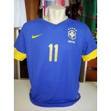 Rara Camisa Brasil Seleção Brasileira Olimpíada 2012 Neymar c0d4dc6fd338f