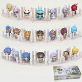 Saint Seiya 21 Figuras Envio Gratis Caballeros Zodiaco Dorad