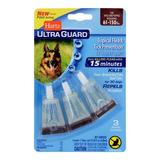 3 Pipetas Para Perros Grandes Hartz Más De 30kg De 6.5ml