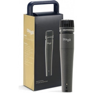 Micrófono Dinámico Pro Para Instrumentos Stagg Sdm70