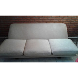 Sofa Vintage 3 Cuerpos