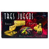 Tres Juegos (domino,generala Y Palitos Chinos)