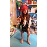 Disfraz De Pirata Para Nena De 2 A 3 Años