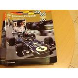 Revista Leyenda Fórmula Uno Fittipaldi