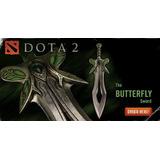 Llavero Dota 2 Butterfly Sword 12 Cm.