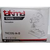 Tronzadora Takima Tkcos-14-b 2200 Watts