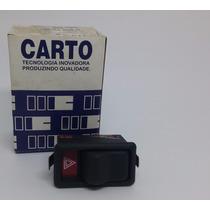Botão Chave Do Alerta Caminhão Cargo E Versailles Orig Carto
