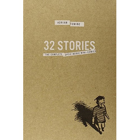 Libro 32 Stories: The Complete Optic Nerve Mini-comics