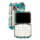 Placa Mãe Display Lcd Câmera Celular Lg C299 2.2 Polegadas
