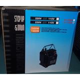 Transformador 220/110 Volts De 2000 Watts Consumo