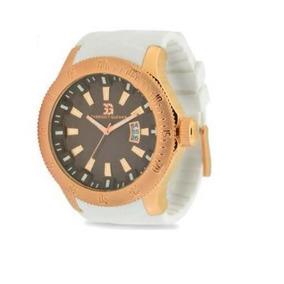 Relógio Garrido E Guzman 2039gsr/12 Silicone