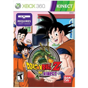 Juegos De Xbox 360 Kinect Dragon Ball En Distrito Federal En Mercado