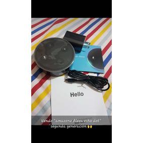 Amazon Echo Dot 2da Generación Con Alexa