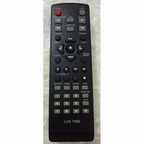 Controle Remoto Som Micro System Lg 6710cmat01c Lm-w550 U550