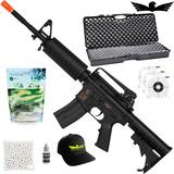 Kit Rifle De Airsoft Elétrico Cybergun Colt M4a1 Carbine Gea