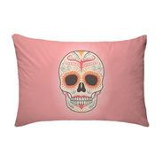Fronha Caveira Mexicana Rosa