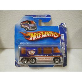 Hot Wheels Gmc Motorhome Camion 124/214 2010 Tc