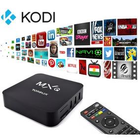 Tv Box Android Convertidor Smart Tv Mini Tv + Hdmi Regalo