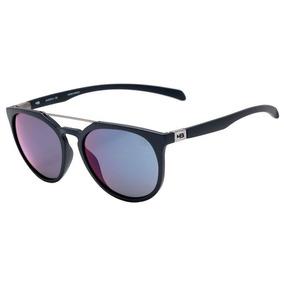 0e04315a3a15a Oculos Sol Hb Burnie Azul Fosco Lente Azul Espelh 9015962687
