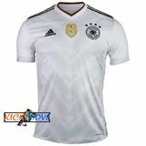 Camisa Da Alemanha Seleção Alemã Branca Copa - Kickesporte ec13230b65d0f