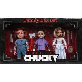 Family Box Set Seed Of Chucky Neca