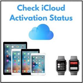Revisión De Vendido Por/status Icloud Ipad Y Ipod Por Sn