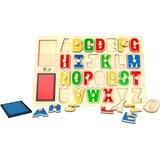 Jugueteclick Preescolar Educativo Didácticos Sellos Abc