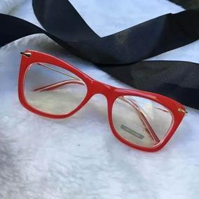 44f708cdd8cfd Armacao Diamante - Óculos Armações no Mercado Livre Brasil