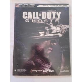 Revista Guia Detonado Call Of Duty Ghosts Novo Lacrado