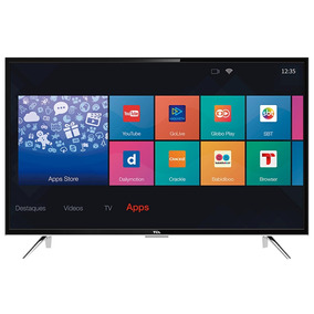 Smart Tv Led 40 Tcl Full Hd Conversor Integrado - L40s4900fs