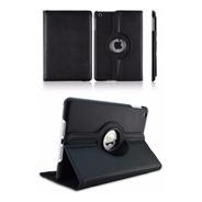 Capa Em Couro Giratória Para Apple New iPad 10.2 - Preta