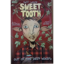 H2616 Sweet Tooth Out Of The Deep Woods Jeff Lemire Inglês