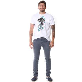 Calça Jeans Masculina Skinny - 253831