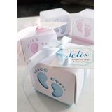 Souvenir Nacimiento Recien Nacido Baby Shower X5