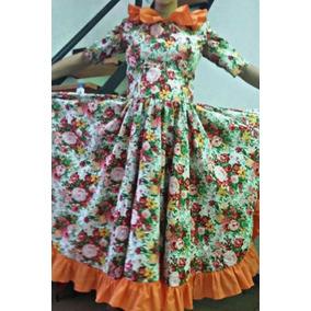 Vestido De Folklore