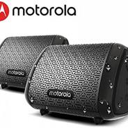 Parlante Motorola Sonic Sub Bass Twin 340 Nuevo