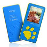 B4 8gb Niños Reproductores De Mp3 Con Juegos Para Niños Niñ