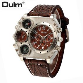 54044e725e4 Relogio Bussola Termometro - Relógios De Pulso no Mercado Livre Brasil