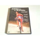 Dvd Monella A Travessa Semi Novo