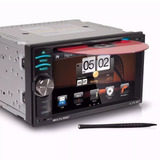Central Multimídia Multilaser P3225 6.2 Gps Tv Digital Usb