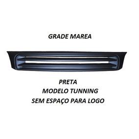Grade Marea Preta Weekend Brava Sem Logo Tuning Filetada