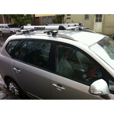 Parrilla De Techo Portaequipaje Automóvil Camioneta Aluminio