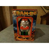 Robo Bam Bo Da Estrela Com A Caixa Original-leia Abaixo