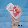 Funda Case Sand Clock Arena Reloj Acrilico Samsung Note