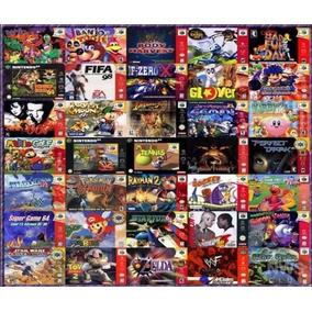 64 Roms Para Nintendo As Melhores