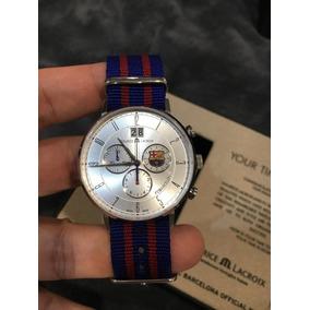 Reloj Maurice Lacroix Fc Barcelona Edición Limitada