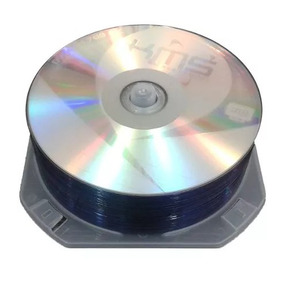 Dvd+r Kms Virgen 4.7gb 8x Mayor Y Detal